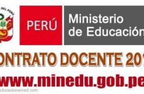 Resultados Contrato Docente 2013, UGEL – DRE – MINEDU – www.minedu.gob.pe, 20 Enero 2013
