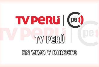 Ver TV Perú en vivo y Directo